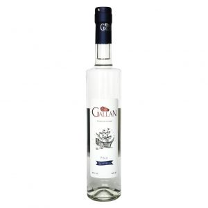 San Gallán Pisco Puro Quebranta 500 ml.